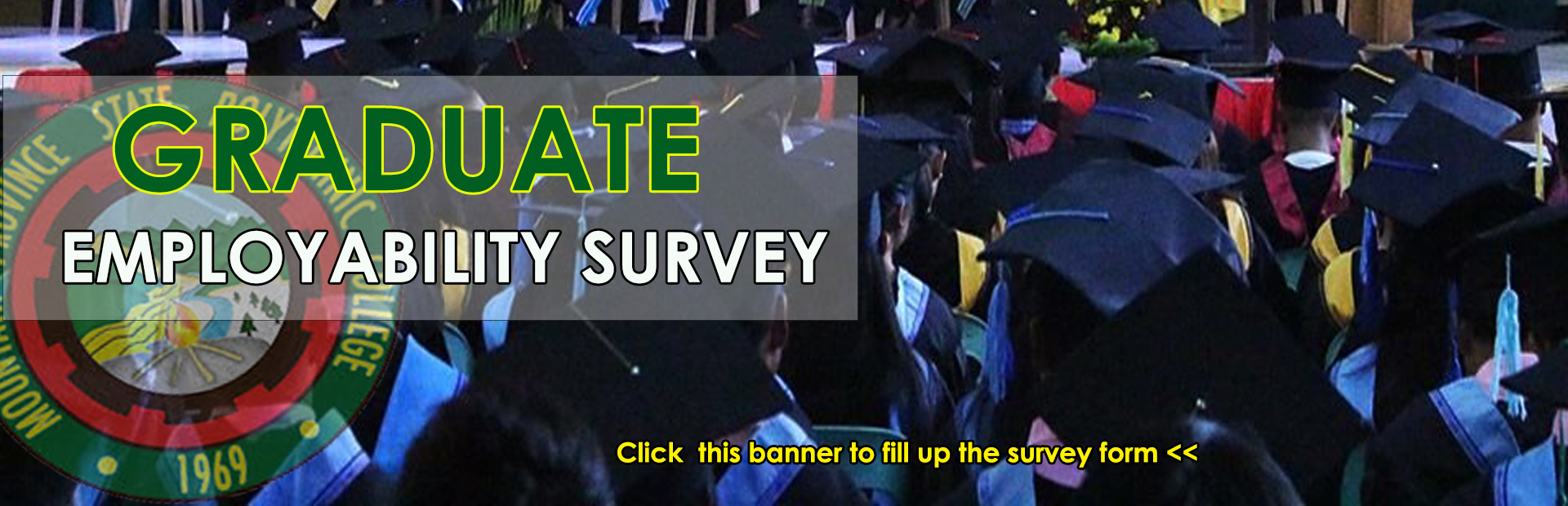 GRADUATE EMPLOYABILITY SURVEY